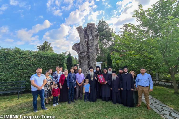 Εορτή Αγίου Νικολάου του Κοκοβίτη στο Πολυδένδρι Ημαθίας (ΦΩΤΟ)