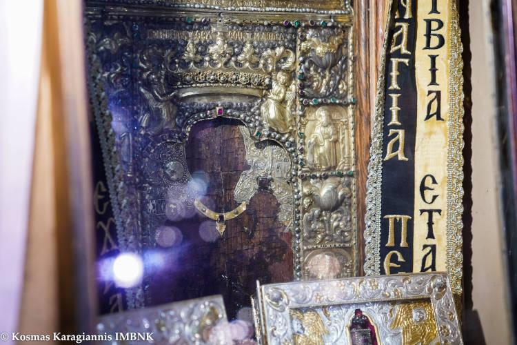 Η Παράκληση της Θεοτόκου στην «Κυρά του Πόντου» (ΦΩΤΟ)