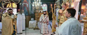 Η Εορτή του Αγίου Καλλινίκου Μητροπολίτου Εδέσσης στη Μητρόπολη Χαλκίδος