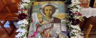 Εορτή Αγίου Μεγαλομάρτυρος Παντελεήμονος στο Πατριαρχείο Ιεροσολύμων