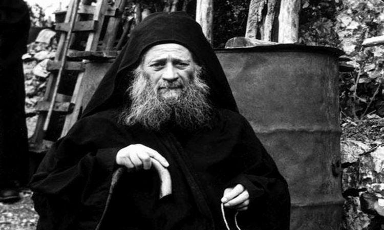 Άγιος Ιωσήφ ο Ησυχαστής: Παναγία μου βοήθησέ με...