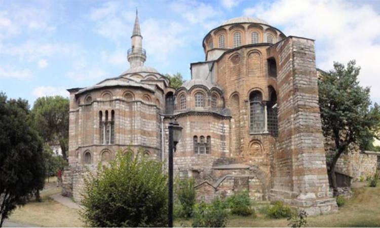 Μετά την Αγία Σοφία ο Ερντογάν μετατρέπει σε τζαμί και τη Μονή της Χώρας Η Εκκλησία της Κρήτης για τη Μονή της Χώρας Πατρών Χρυσόστομος: Και όμως Εκείνος μπορεί να τον σταματήσει…! Ιερά Σύνοδος: Απογοήτευση η μετατροπή της Μονής της Χώρας σε τζαμί