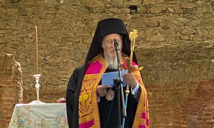 Οικουμενικός Πατριάρχης: Η μετατροπή της Αγίας Σοφίας και τώρα και της Μονής της Χώρας εις μουσουλμανικά τεμένη μας πόνεσε