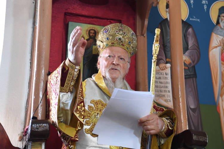 Οικουμενικός Πατριάρχης: Επιβιώσαμε, ανασυγκροτηθήκαμε, ξανασταθήκαμε στα πόδια μας και συνεχίζουμε