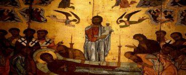 Προεόρτια Αγρυπνία Κοιμήσεως της Θεοτόκου στο Ίλιο Αγρυπνία Κοιμήσεως της Θεοτόκου στα Γλυκά Νερά