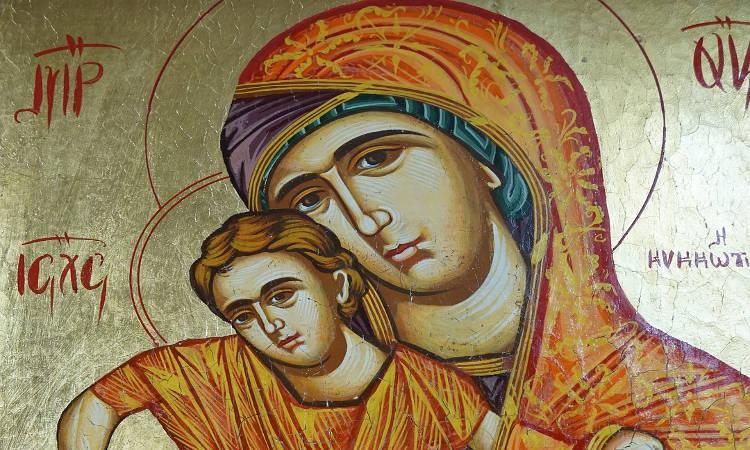 «Αν θέλει η Παναγία...» λένε οι Αγιορείτες