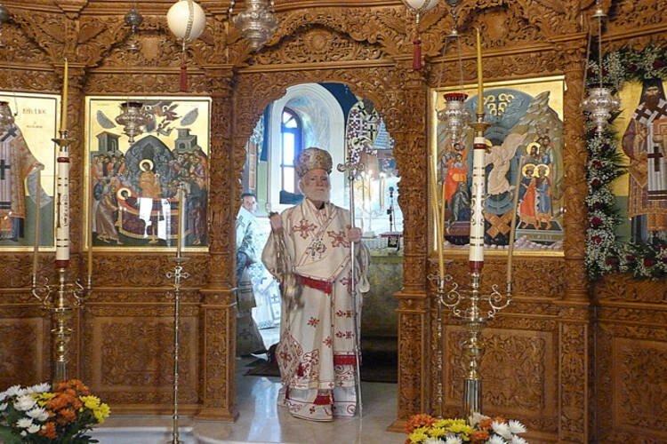 Στο νοσοκομείο ο Αρχιεπίσκοπος Κρήτης