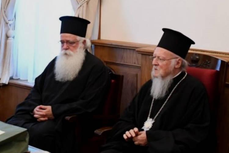 Βαρυσήμαντη επιστολή του Οικουμενικού Πατριάρχου στον Μητροπολίτη Δημητριάδος