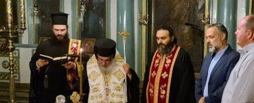 Αγιασμός ενάρξεως στη Σχολή Βυζαντινής Μουσικής της Μητροπόλεως Εδέσσης