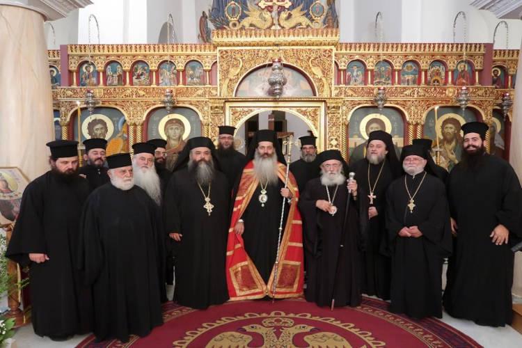 Πανηγύρισε ο μοναδικός στην Ελλάδα Ναός του Προφήτη Μωϋσέως του Θεόπτου (ΦΩΤΟ)