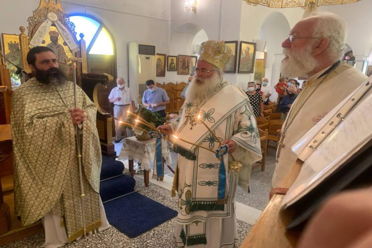 Η Εορτή της Υψώσεως του Τιμίου Σταυρού στην Ιεράπετρα