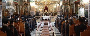 Ιερατική Σύναξη στην Παναγία Φανερωμένης Αιγίου
