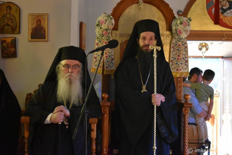 Εορτασμός της Αγίας Ζώνης στην Καστοριά (ΦΩΤΟ)