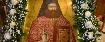 Πρώτος εορτασμός του Αγίου Νεομάρτυρος Πλάτωνος (ΦΩΤΟ)