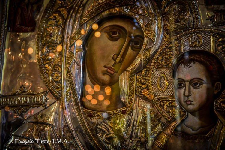 Εορτή του Γενεθλίου της Υπεραγίας Θεοτόκου στη Μονή Παναγίας Σοχού (ΦΩΤΟ)
