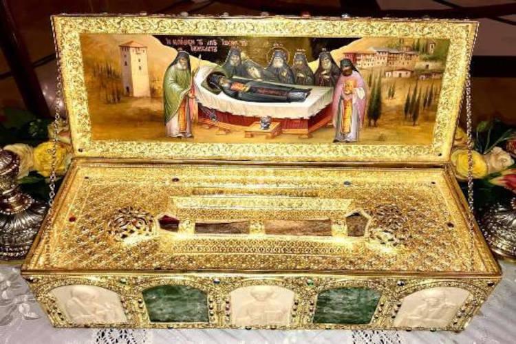 Αγρυπνία του Οσίου Ιωσήφ του Ησυχαστού στη Μητρόπολη Λεμεσού