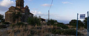 Ο Μάνης Χρυσόστομος στο Μεταβυζαντινό Ναό Παλαιάς Καρδαμύλης (ΦΩΤΟ)
