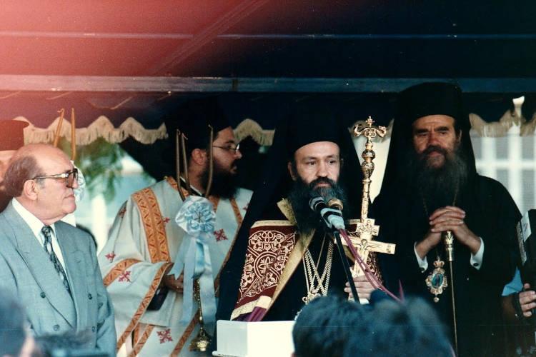 Ναυπάκτου Ιερόθεος: Αρχιερατική θεία Λειτουργία για την 25η επέτειο ενθρονίσεως (ΦΩΤΟ)