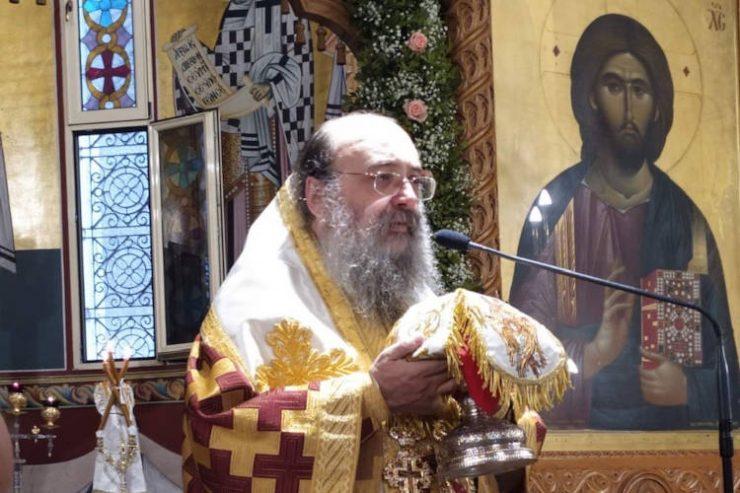 Πατρών Χρυσόστομος: Ο Ορθόδοξος Λαός απαντά δυναμικά και αποστομωτικά στους υβριστάς της Θείας Ευχαριστίας