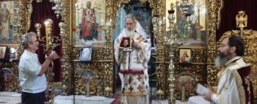 Εορτή Αγίου Αλκίσωνος Μητροπολίτου Νικοπόλεως στην Πρέβεζα