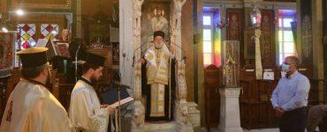 Δοξολογία για την ημέρα Εθνικών Ευεργετών στην Ερμούπολη