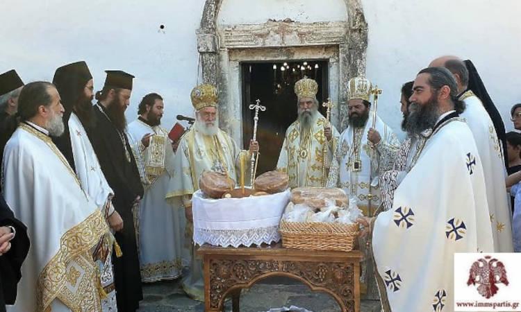 40 χρόνια επισκοπικής πορείας συμπλήρωσε ο Μητροπολίτης Σπάρτης