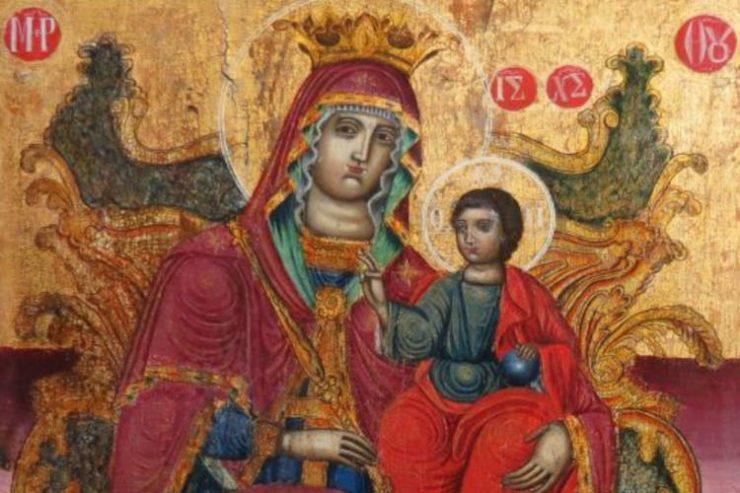 Πανήγυρις Ιεράς Εικόνος Παναγίας Παντανάσσης της Ζουλανιώτισσας