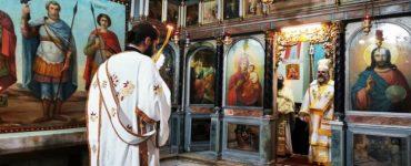 Η μνήμη των Αγίων Θεοπατόρων στο Πατριαρχείο Ιεροσολύμων