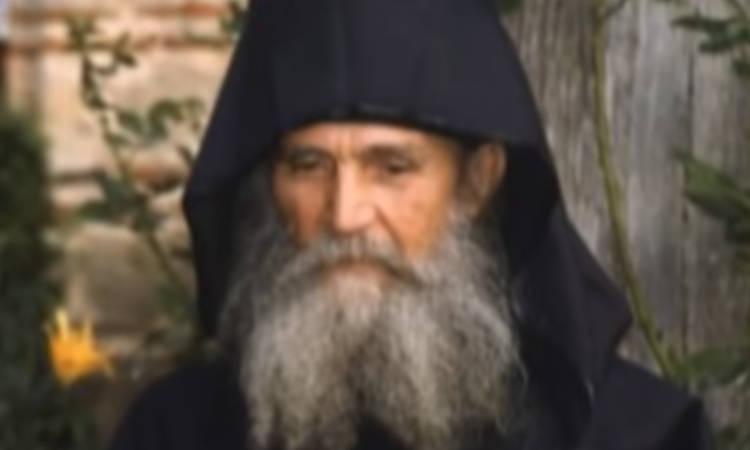 Γέροντας Εφραίμ Αριζόνας: Όταν ο Χριστός ζει μέσα σου...