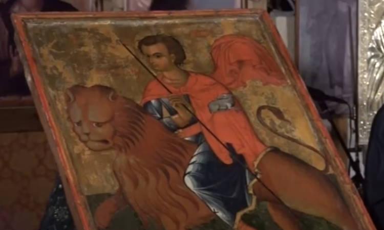 Αγρυπνία Αγίου Μάμαντος στην Ορούντα της Κύπρου (ΒΙΝΤΕΟ)