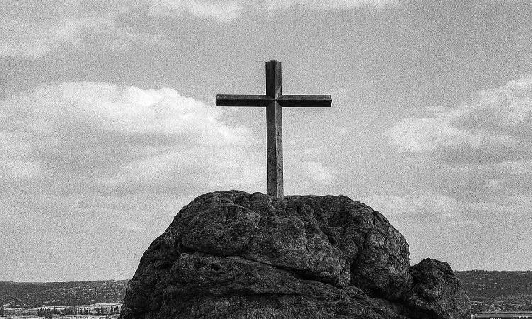 Ο Κύριος αποθανών επί του Σταυρού ηγίασεν Αυτόν
