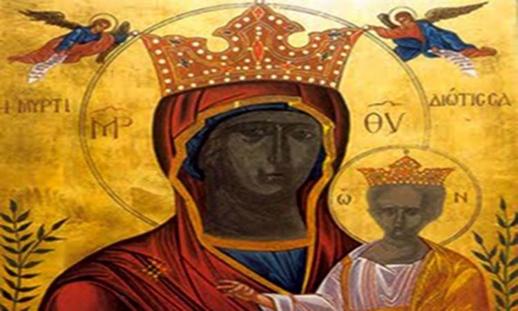 Πανήγυρις Παναγίας Μυρτιδιωτίσσης στο Γαλάτσι Αγρυπνία Παναγίας Μυρτιδιώτισσας στον Ιλισσό 24 Σεπτεμβρίου: Σύναξη Παναγιάς Μυρτιδιώτισσας στα Κύθηρα
