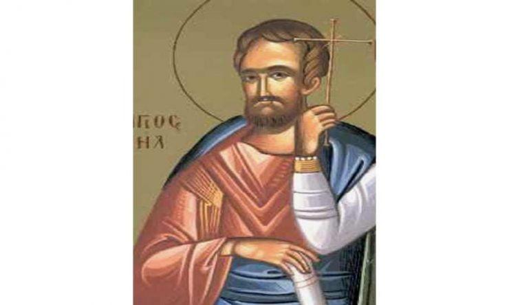 Αγρυπνία Προφήτου Ιωήλ στα Τρίκαλα Γιορτή Προφήτου Ιωήλ