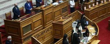 Αγιασμός στην Βουλή για την έναρξη της νέας Κοινοβουλευτικής Περιόδου