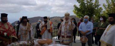 Εορτή Αγίου Δημητρίου στη Μητρόπολη Αρκαλοχωρίου
