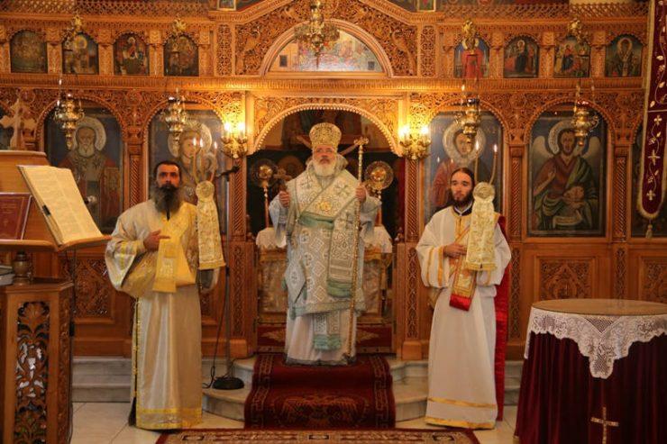 Διδυμοτείχου Δαμασκηνός: Ο Θεός ενεργεί μέσα από ανθρώπους