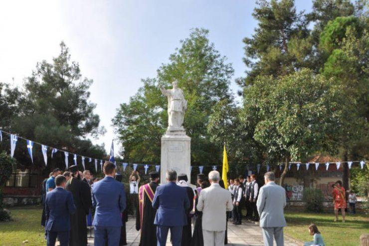 Μνημόσυνο για τον Παύλο Μελά και αγωνιστές του Μακεδονικού αγώνα στη Δράμα