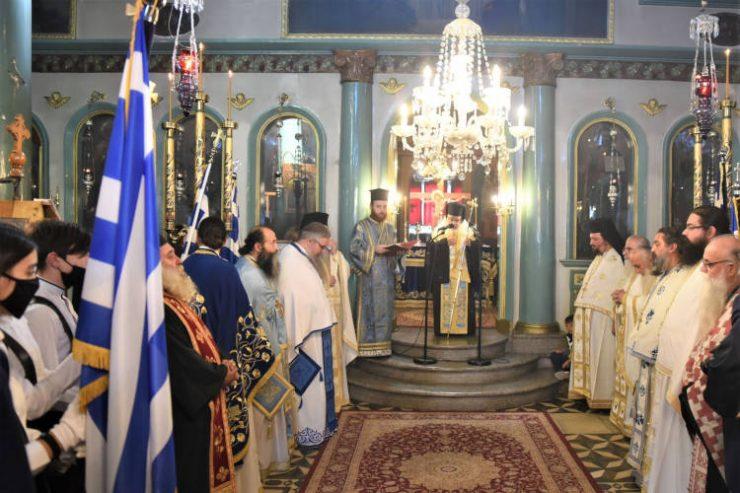 Λαμπρά εορτάστηκαν τα ελευθέρια των Γιαννιτσών (ΦΩΤΟ)