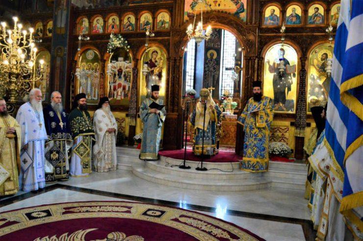 Η Εορτή της Αγίας Σκέπης στην Έδεσσα (ΦΩΤΟ)
