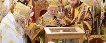 Τελετή Ανακομιδής Ιερών Λειψάνων Αγίου Καλλινίκου στην Έδεσσα (ΦΩΤΟ)