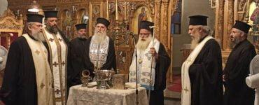 Αγιασμός στις Σχολές Βυζαντινής Μουσικής, Αγιογραφίας και Ψηφιδωτού της Σητείας