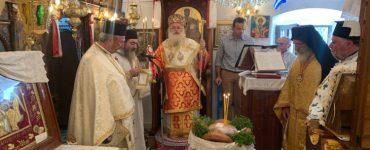 Ιεραπύτνης Κύριλλος: Δεν πήγαν χαμένοι οι κόποι και οι θυσίες των προγόνων μας