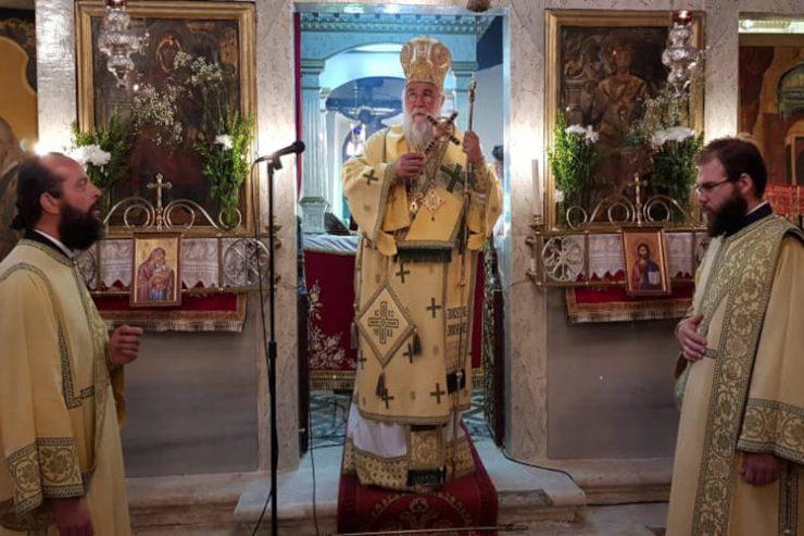 Κερκύρας Νεκτάριος: Τα προβλήματα της Εκκλησίας πρέπει να αντιμετωπίζονται συνοδικά