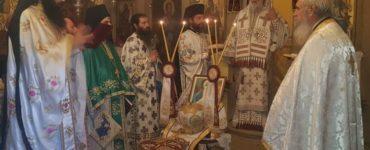 Μνημόσυνο για τον Αρχιεπίσκοπο Χριστόδουλο στην Κέρκυρα