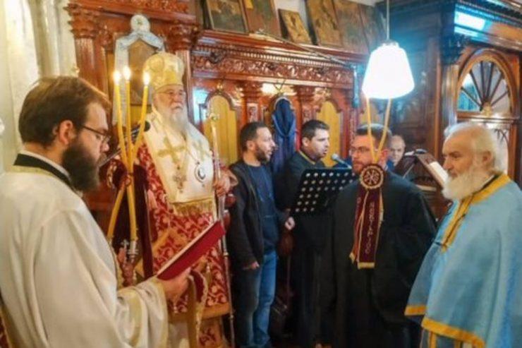 Κερκύρας Νεκτάριος: Τα Μυστήρια και ο Ναός έχουν την Χάρη του Αγίου Πνεύματος