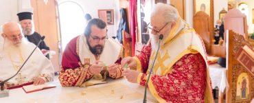 Λαμπρά Εγκαίνια στον Ιερό Ναό Αγίου Δημητρίου Κουνουπιδιανών (ΦΩΤΟ)
