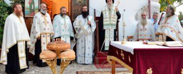 Εορτή Οσίων 99 Θεοφόρων Πατέρων στο ιερό προσκύνημα Αζωγυρέ Σελίνου
