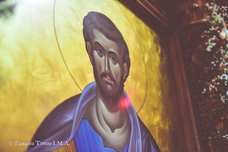 Εγκαίνια Παρεκκλησίου Αγίου Λουκά του Αποστόλου στη Μητρόπολη Λαγκαδά (ΦΩΤΟ)