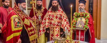 Ο Λαγκαδάς εορτάζει τον Συμπολιούχο του Άγιο Νέστορα (ΦΩΤΟ)