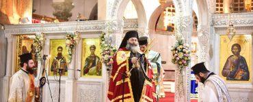 Βραδινή Θεία Λειτουργία στον Άγιο Δημήτριο Θεσσαλονίκης (ΦΩΤΟ)